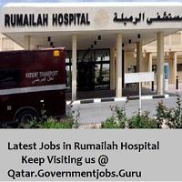 Rumailah Hospital Doha qatar Jobs