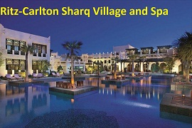 Ritz-Carlton Sharq Village and Spa Jobs